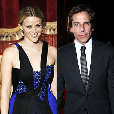 photo | Ben Stiller, Reese Witherspoon