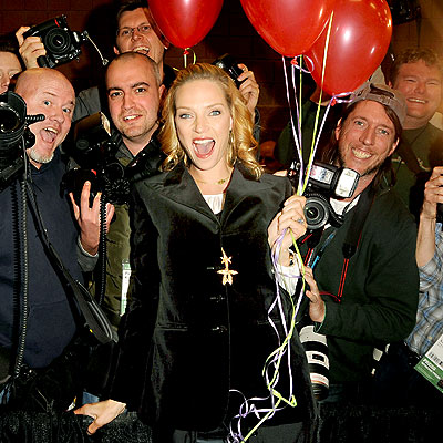 PARTY GIRL photo | Uma Thurman