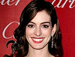 Stars Party in Palm Springs | Anne Hathaway