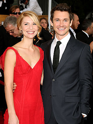 CLAIRE DANES & HUGH DANCY photo | Claire Danes, Hugh Dancy