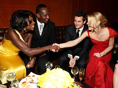 SHAKE ON IT photo | Claire Danes, Viola Davis