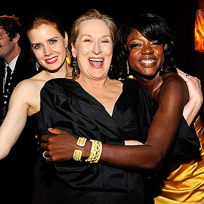 OH, HAPPY DAY! photo | Amy Adams, Meryl Streep, Viola Davis