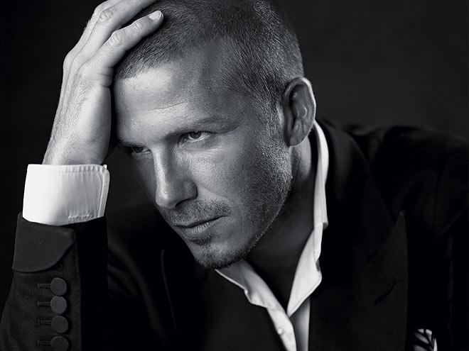 DAVID BECKHAM photo | David Beckham