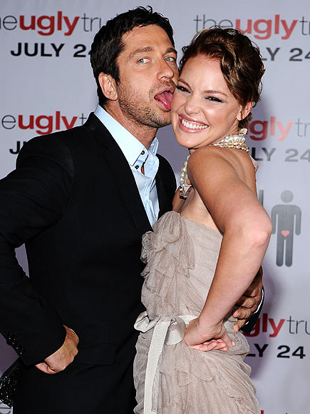 GERARD BUTLER photo | Gerard Butler, Katherine Heigl