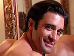 Gilles Marini Takes it Off