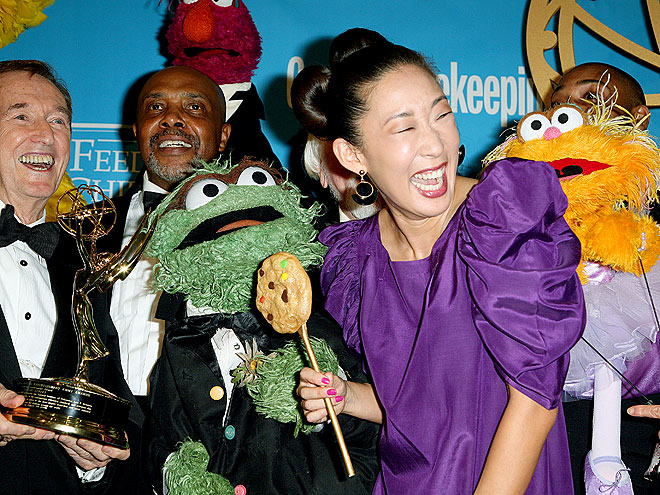 PUPPET MASTERS  photo | Sandra Oh