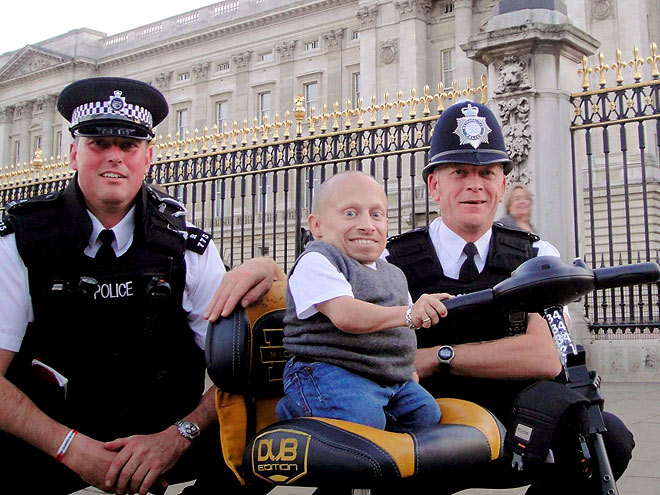 MINI TOURIST photo | Verne Troyer