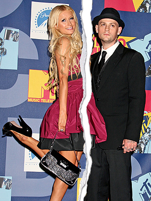 PARIS HILTON & BENJI MADDEN photo | Benji Madden, Paris Hilton