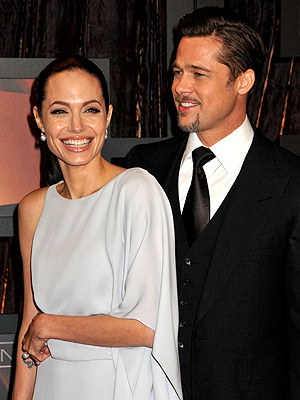 ANGELINA & BRAD photo | Angelina Jolie, Brad Pitt