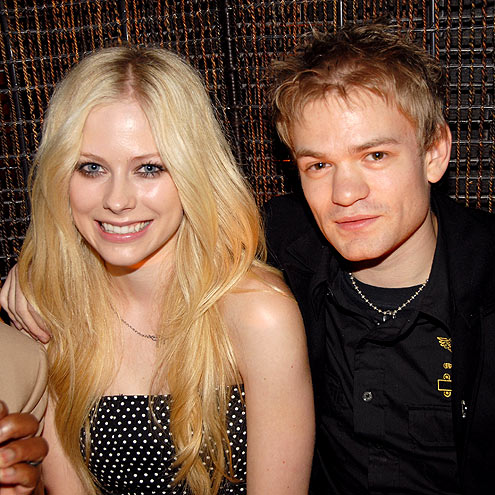 AVRIL & DERYCK photo | Avril Lavigne, Deryck Whibley