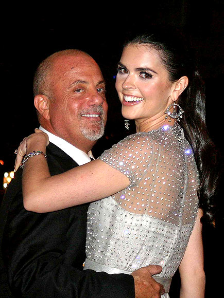 BILLY & KATIE LEE photo | Billy Joel, Katie Lee Joel