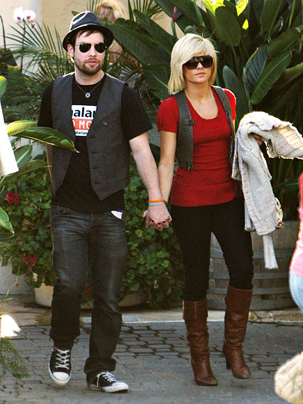 KIM & DAVID photo | David Cook, Kimberly Caldwell