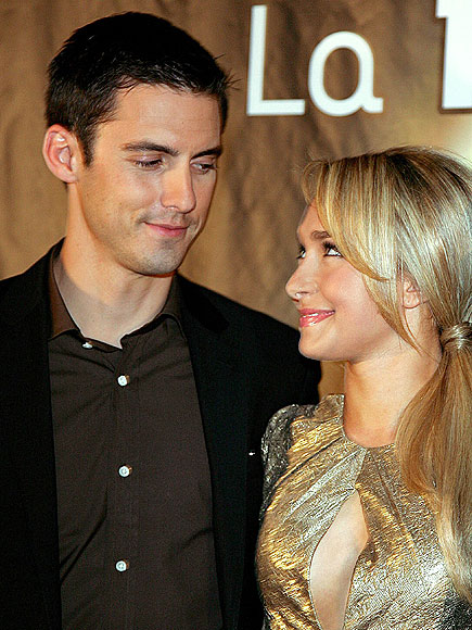 MILO & HAYDEN photo | Hayden Panettiere, Milo Ventimiglia
