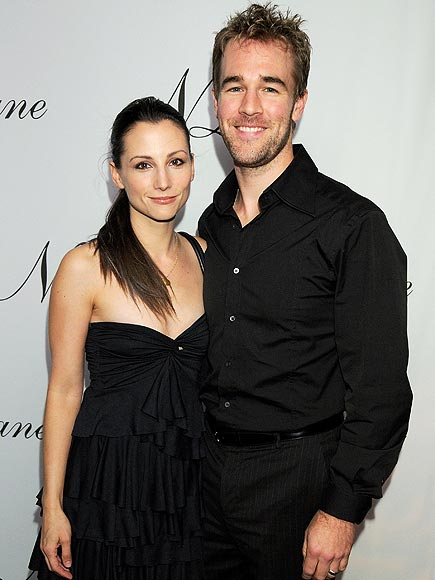 JAMES & HEATHER photo | James Van Der Beek