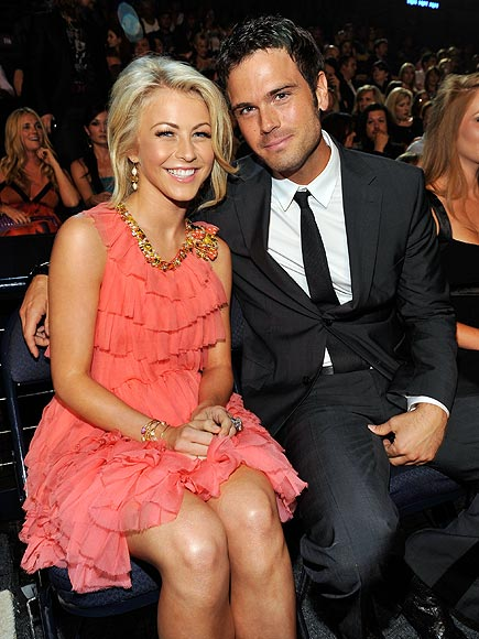 JULIANNE & CHUCK photo | Chuck Wicks, Julianne Hough