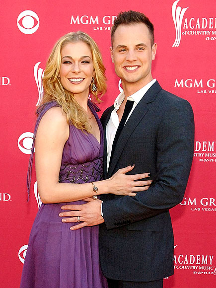LEANN & DEAN   photo | LeAnn Rimes
