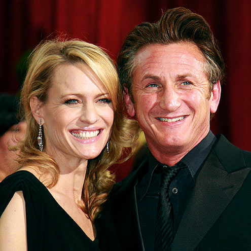 SEAN & ROBIN photo | Robin Wright, Sean Penn