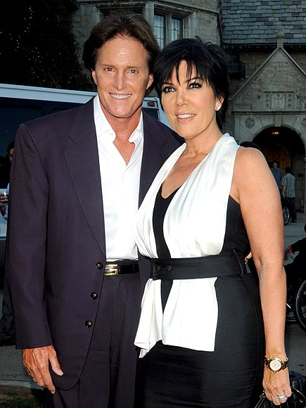 BRUCE GETS A LIFT photo | Bruce Jenner