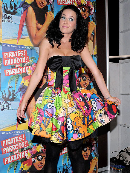 MUPPET, BABY! photo | Katy Perry