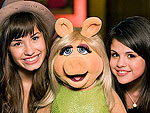 The Muppets: Comeback of the Year! | Demi Lovato, Selena Gomez