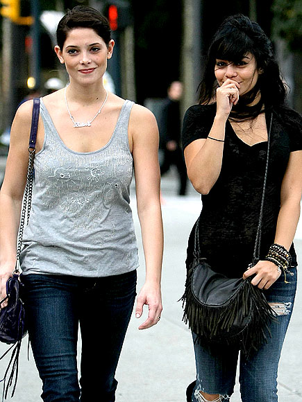 STARLETS UNCOVERED photo | Ashley Greene, Vanessa Hudgens
