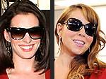 Most Outrageous Faceoffs   Anne Hathaway, Mariah Carey