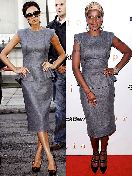 VICTORIA VS. MARY photo | Mary J. Blige, Victoria Beckham