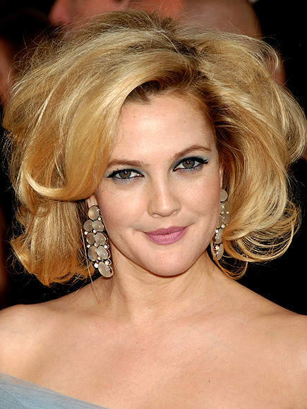 DREW'S HAIR SPRAY photo | Drew Barrymore