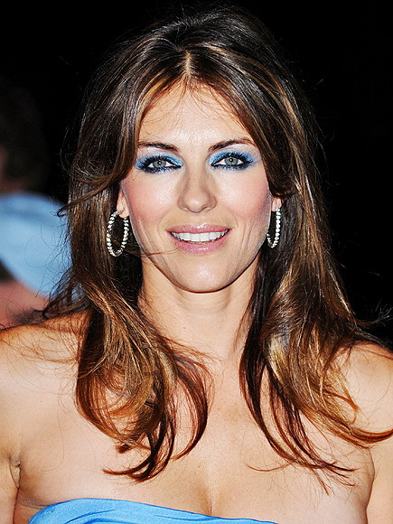 ELIZABETH'S ELECTRIC BLUES photo | Elizabeth Hurley