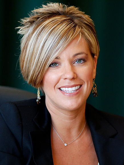 KATE'S BACKWARDS MULLET photo | Kate Gosselin