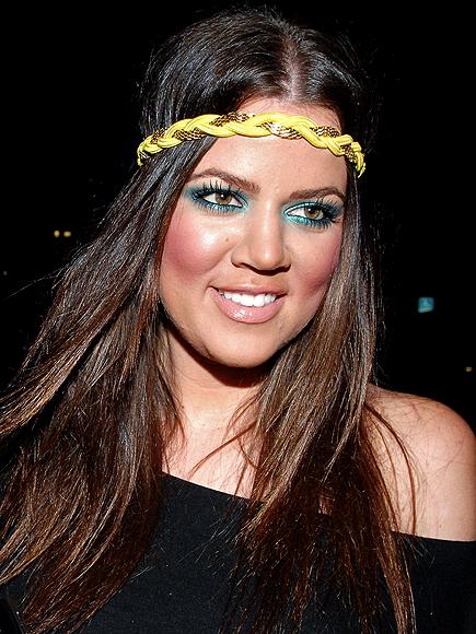 KHLOE ROLLED WITH IT photo | Khloe Kardashian