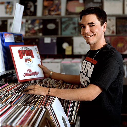 DJ AM photo | Adam Goldstein