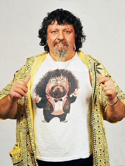CAPTAIN LOU ALBANO photo | Lou Albano