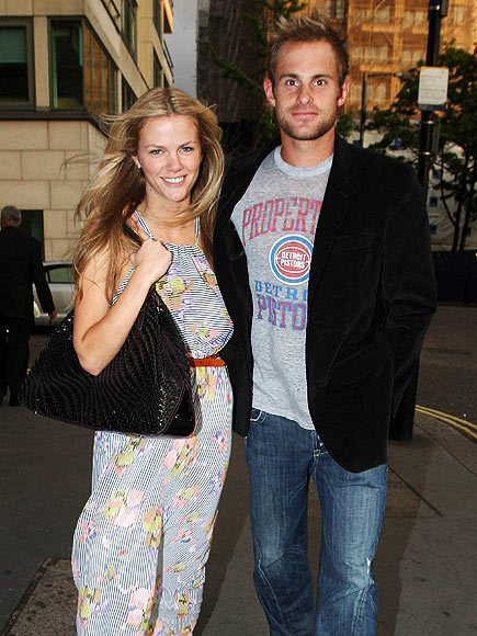 ANDY & BROOKLYN photo | Andy Roddick, Brooklyn Decker
