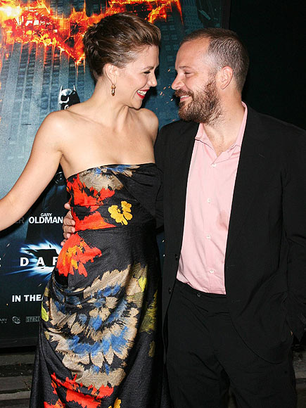 MAGGIE & PETER photo | Maggie Gyllenhaal, Peter Sarsgaard