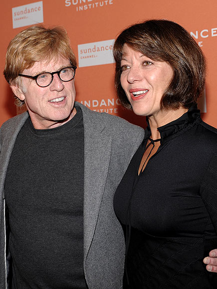 ROBERT & SIBYLLE photo | Robert Redford