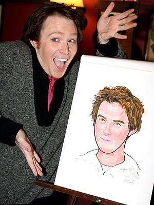 IT'S A DRAW! photo | Clay Aiken