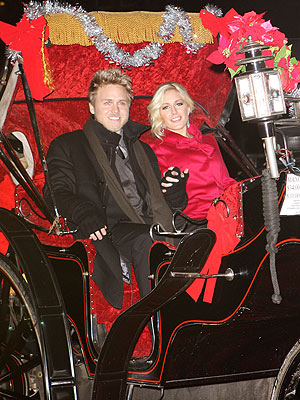 ALL DECKED OUT photo | Heidi Montag, Spencer Pratt