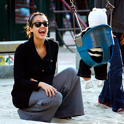 SWING TIME photo | Jessica Alba