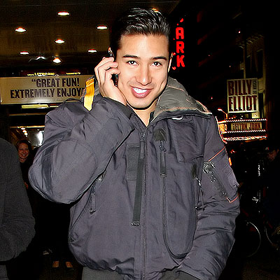 BROADWAY STAR photo | Mario Lopez
