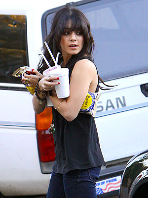 Vanessa Hudgens Out And About. photo | Vanessa Hudgens