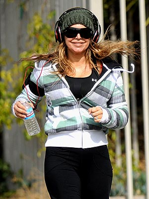 COOL RUNNING photo | Fergie