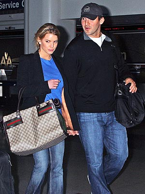 STAND BY HER MAN photo | Jessica Simpson, Tony Romo