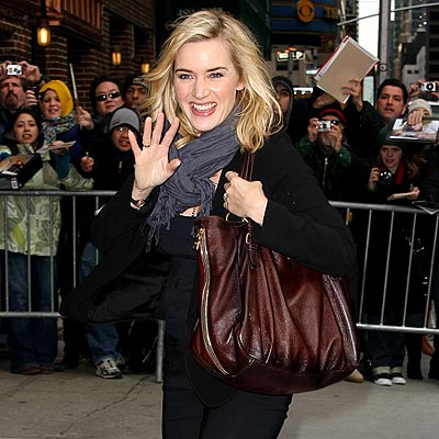 STAR ARRIVAL photo | Kate Winslet