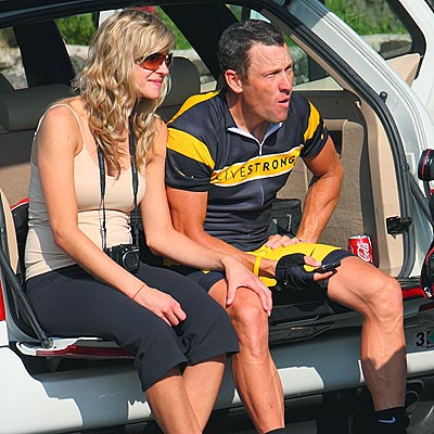 CYCLE OF LOVE photo | Lance Armstrong