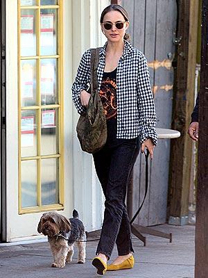 MELLOW YELLOW photo | Natalie Portman