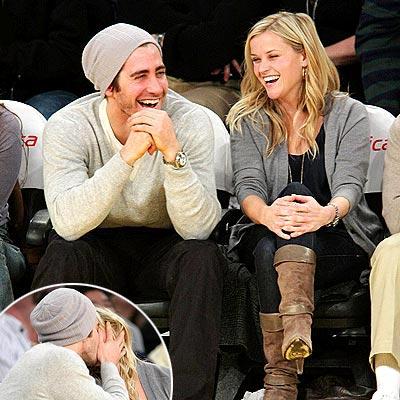 TEAM SPIRIT photo | Jake Gyllenhaal, Reese Witherspoon