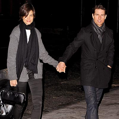 DINERS' CLUB photo | Katie Holmes, Tom Cruise