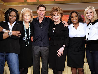 'THE VIEW' FROM HERE photo | The View, Tom Cruise