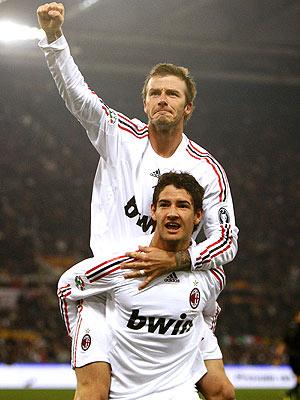 TOP OF HIS GAME photo | David Beckham